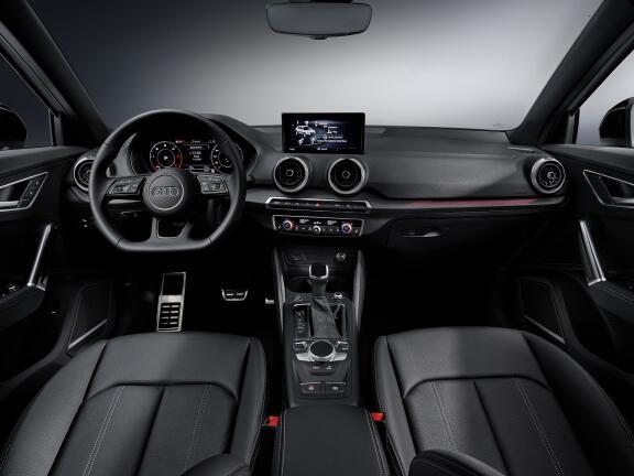 AUDI Q2 DIESEL ESTATE 30 TDI Black Edition 5dr S Tronic [Tech pack]