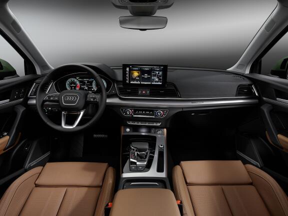 AUDI Q5 ESTATE 45 TFSI Quattro Black Edition 5dr S Tronic
