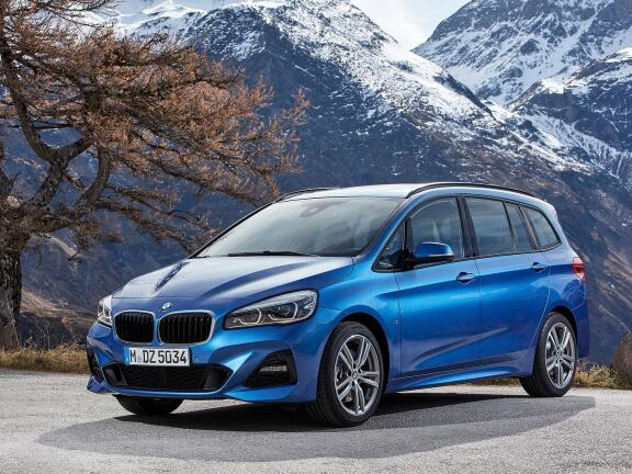 BMW 2 SERIES DIESEL GRAN TOURER 220d xDrive Luxury 5dr Step Auto