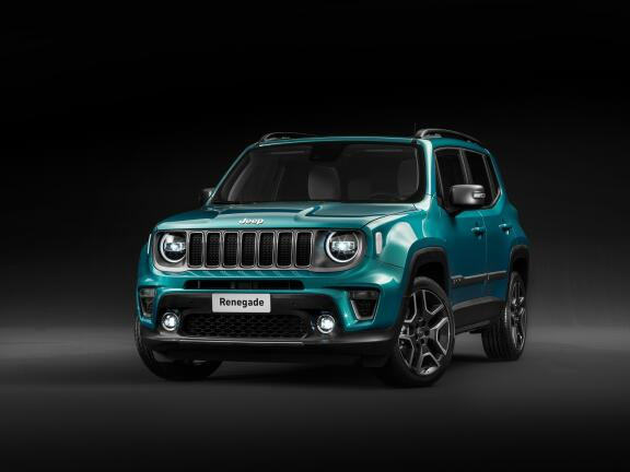 JEEP RENEGADE HATCHBACK SPECIAL EDITION 1.3 T4 GSE S 5dr DDCT