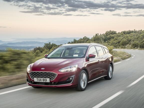 FORD FOCUS ESTATE 1.0 EcoBoost Hybrid mHEV 125 Active X Edition 5dr