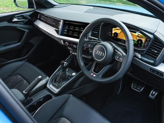 AUDI A1 SPORTBACK SPECIAL EDITIONS 35 TFSI S Line Style Ed 5dr S Tronic [Tech Pack]