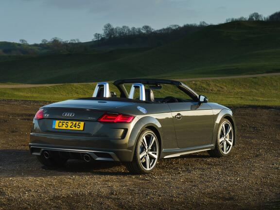AUDI TT RS ROADSTER TT RS TFSI Quattro 2dr S Tronic [Comfort+Sound]