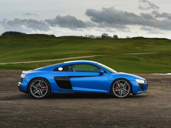 AUDI R8 COUPE 5.2 FSI [540] V10 2dr S Tronic RWD