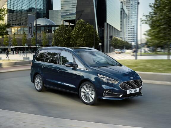 FORD GALAXY DIESEL ESTATE 2.0 EcoBlue Titanium 5dr [Lux Pack]
