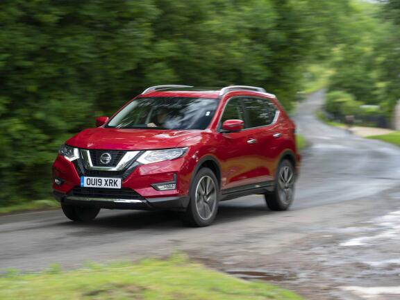NISSAN X-TRAIL STATION WAGON SPECIAL EDITIONS 1.7 dCi N-Tec 5dr [7 Seat]