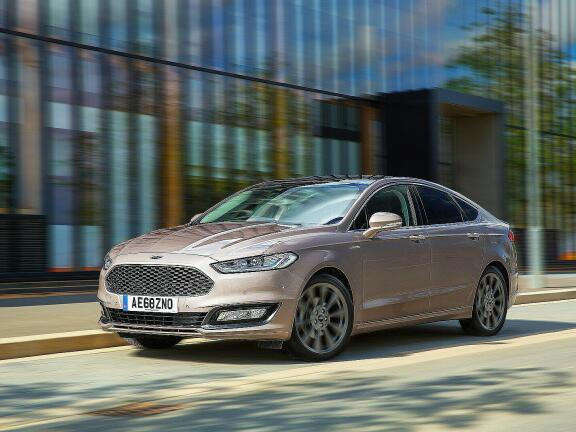 FORD MONDEO VIGNALE DIESEL HATCHBACK 2.0 EcoBlue 190 5dr Powershift AWD