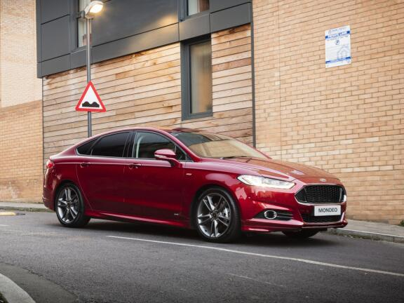 FORD MONDEO DIESEL HATCHBACK 2.0 EcoBlue 190 ST-Line Edition 5dr Powershift