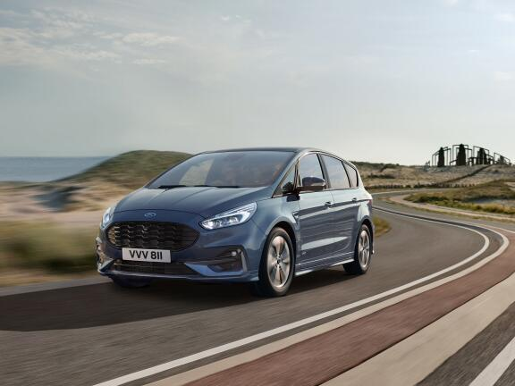 FORD S-MAX DIESEL ESTATE 2.0 EcoBlue 190 ST-Line [Lux Pack] 5dr Auto AWD