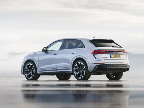AUDI RS Q8 ESTATE RS Q8 TFSI Quattro 5dr Tiptronic [Comfort+Sound]