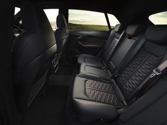 AUDI RS Q8 ESTATE RS Q8 TFSI Quattro Vorsprung 5dr Tiptronic