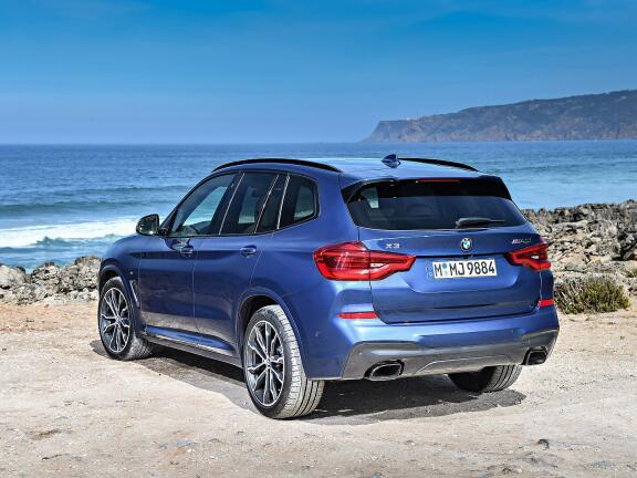 BMW X3 DIESEL ESTATE xDrive30d xLine 5dr Step Auto