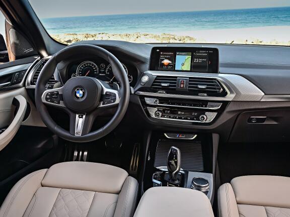 BMW X3 DIESEL ESTATE xDrive20d MHT SE 5dr Step Auto