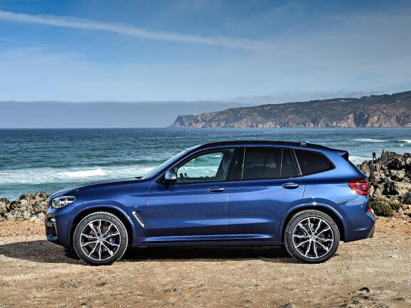 BMW X3 DIESEL ESTATE xDrive30d MHT M Sport 5dr Auto