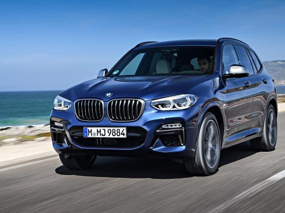 BMW X3 DIESEL ESTATE xDrive30d MHT M Sport 5dr Auto [Tech Pack]