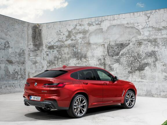BMW X4 DIESEL ESTATE xDrive20d MHT M Sport X 5dr Step Auto