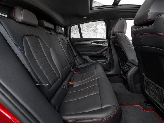 BMW X4 DIESEL ESTATE xDrive30d MHT M Sport 5dr Auto