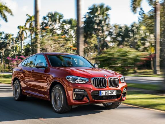 BMW X4 ESTATE xDrive M40i 5dr Step Auto