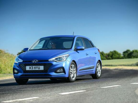HYUNDAI I20 HATCHBACK 1.2 MPi S Connect 5dr