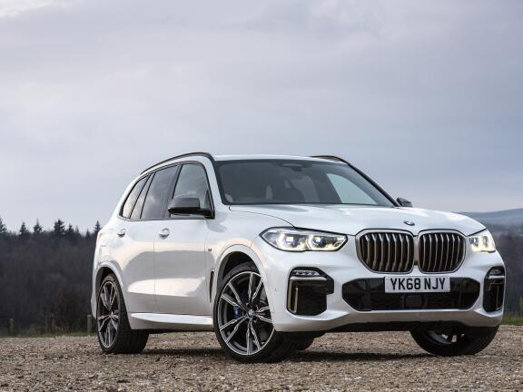 BMW X5 DIESEL ESTATE xDrive30d M Sport 5dr Auto
