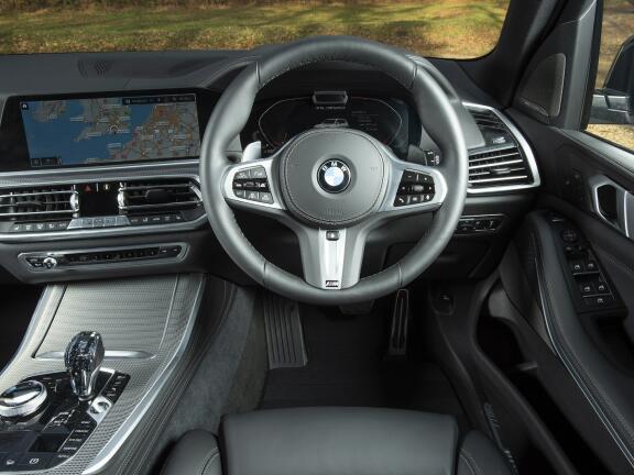 BMW X5 DIESEL ESTATE xDrive M50d 5dr Auto