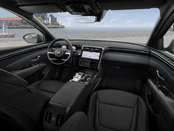 HYUNDAI TUCSON DIESEL ESTATE 2.0 CRDi 48V MHD Premium SE 5dr 4WD DCT