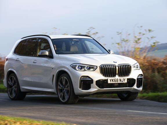 BMW X5 DIESEL ESTATE xDrive30d MHT M Sport 5dr Auto [7 Seat] Tec/Pro Pk