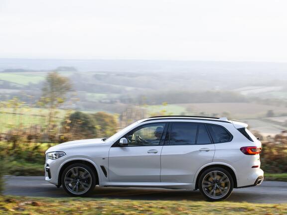 BMW X5 DIESEL ESTATE xDrive40d MHT M Sport 5dr Auto [Pro Pack]