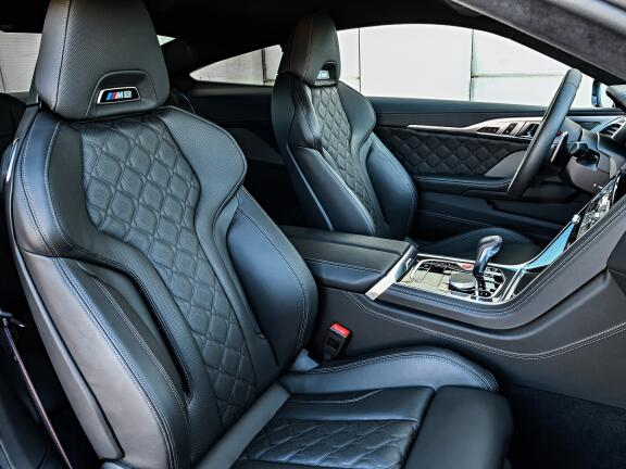 BMW M8 CONVERTIBLE M8 Competition 2dr Step Auto