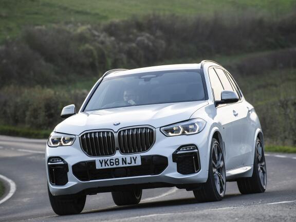 BMW X5 DIESEL ESTATE xDrive40d MHT M Sport 5dr Auto [Tech Pack]