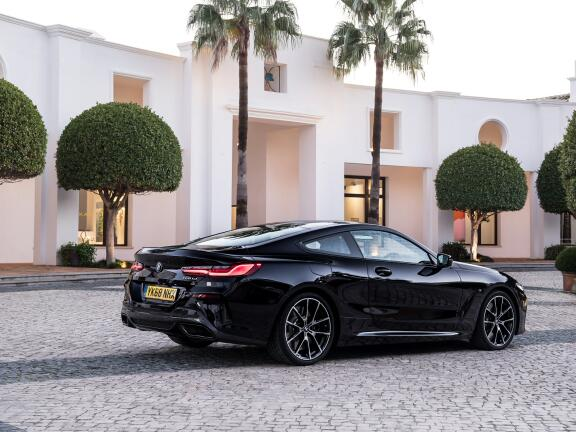 BMW 8 SERIES COUPE M850i xDrive 2dr Auto [Ultimate Pack]