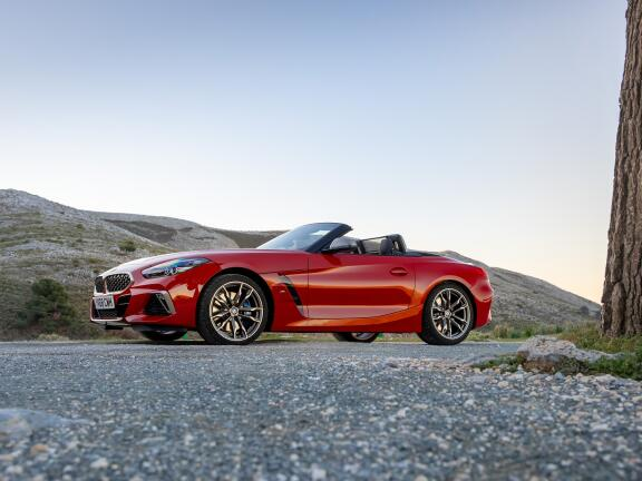 BMW Z4 ROADSTER SPECIAL EDITIONS sDrive M40i First Edition 2dr Auto