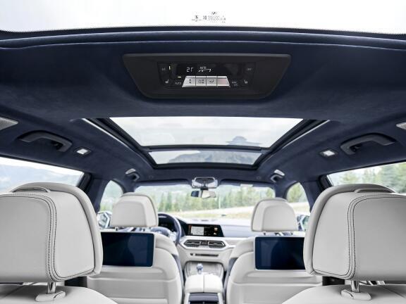 BMW X7 ESTATE xDrive40i M Sport 5dr Step Auto [6 Seat]