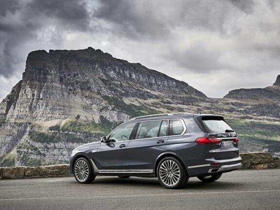 BMW X7 DIESEL ESTATE xDrive30d M Sport 5dr Step Auto