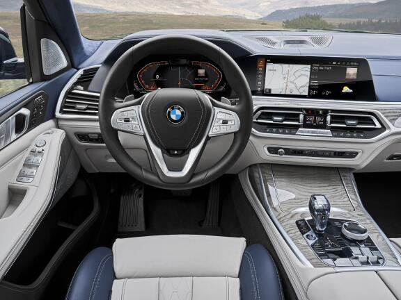 BMW X7 DIESEL ESTATE xDrive40d MHT M Sport 5dr Step Auto