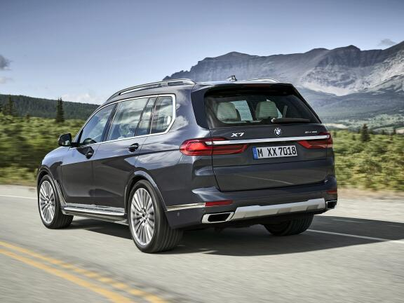 BMW X7 DIESEL ESTATE xDrive40d MHT M Sport 5dr Step Auto [6 Seat]