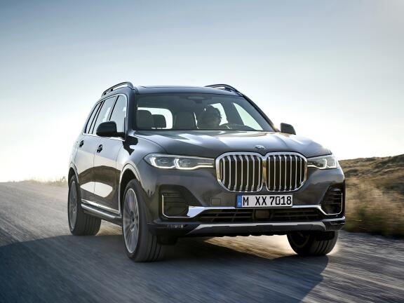 BMW X7 DIESEL ESTATE xDrive40d MHT M Sport 5dr Step Auto [6St] [Ult Pk]