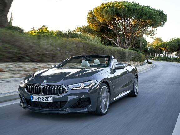 BMW 8 SERIES CONVERTIBLE M850i xDrive 2dr Auto [Ultimate Pack]