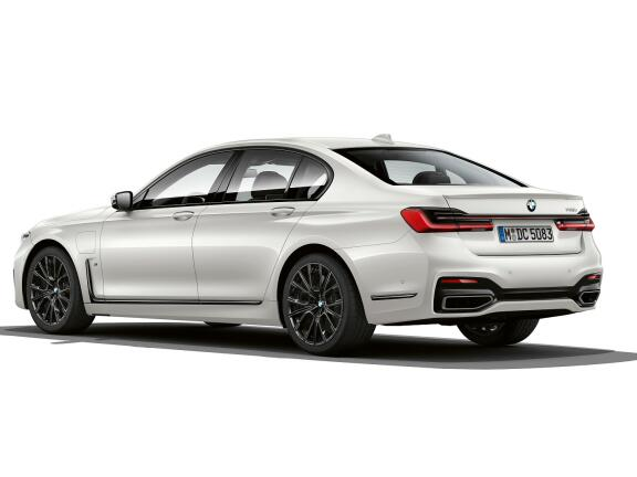 BMW 7 SERIES SALOON 745e M Sport 4dr Auto [Ultimate Pack]