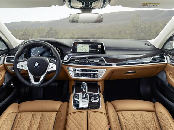 BMW 7 SERIES SALOON 750i xDrive M Sport 4dr Auto [Ultimate Pack]