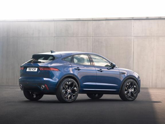 JAGUAR E-PACE DIESEL ESTATE 2.0d R-Dynamic 5dr 2WD