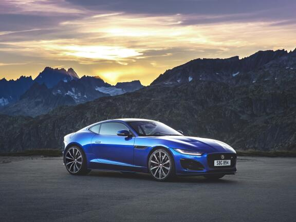 JAGUAR F-TYPE COUPE SPECIAL EDITIONS 2.0 P300 First Edition 2dr Auto