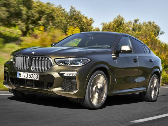 BMW X6 DIESEL ESTATE xDrive M50d 5dr Auto