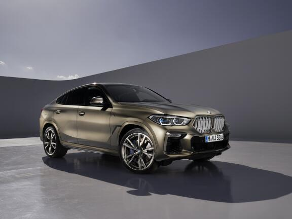 BMW X6 DIESEL ESTATE xDrive30d MHT M Sport 5dr Step Auto [Tech Pack]