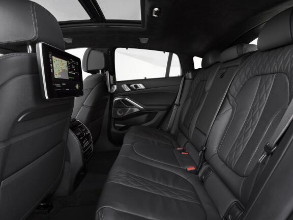 BMW X6 DIESEL ESTATE xDrive40d MHT M Sport 5dr Step Auto [Tech/Pro Pk]
