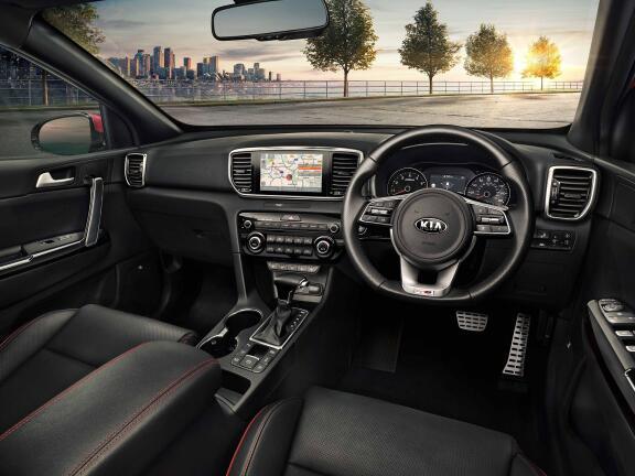 KIA SPORTAGE ESTATE 1.6T GDi GT-Line S 5dr DCT Auto [AWD]