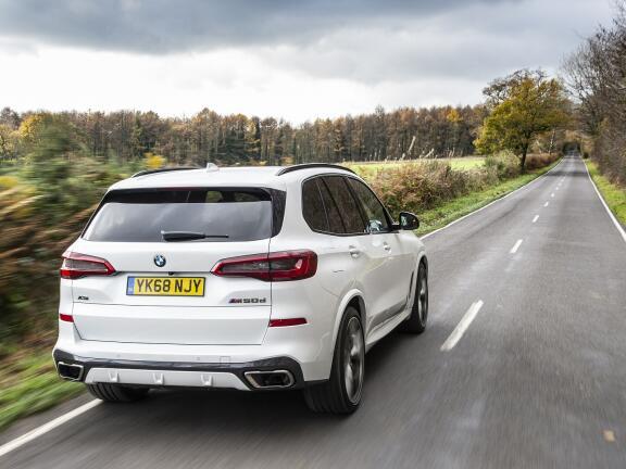 BMW X5 M ESTATE xDrive X5 M Competition 5dr Step Auto