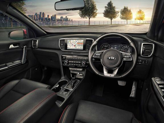 KIA SPORTAGE DIESEL ESTATE 1.6 CRDi 48V ISG GT-Line S 5dr DCT Auto [AWD]