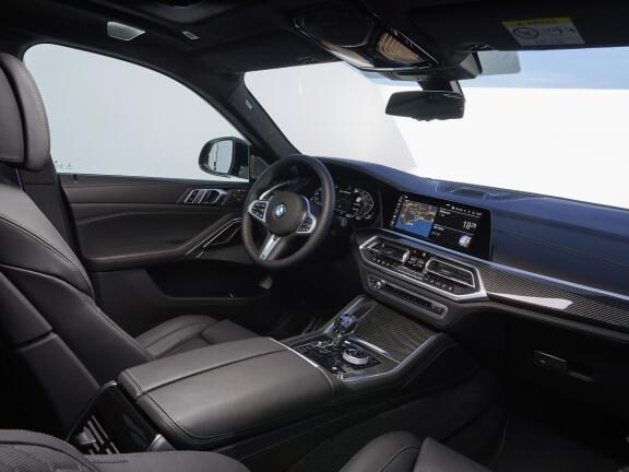 BMW X6 M ESTATE xDrive X6 M Competition 5dr Step Auto [Ultimate]
