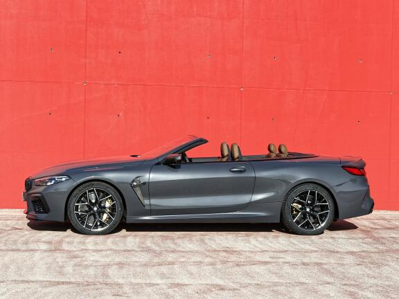 BMW M8 GRAN COUPE M8 Competition 4dr Step Auto